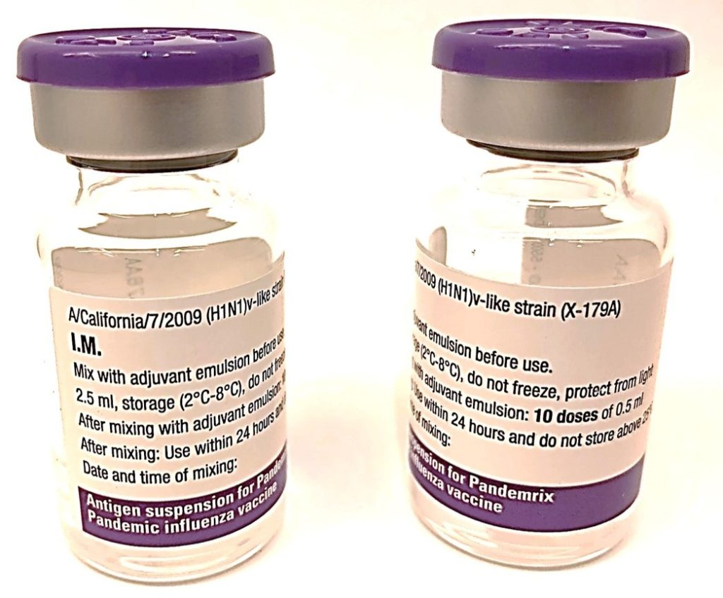 kvikksølv i vaksiner